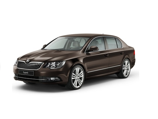 Škoda superb rent a car Beograd