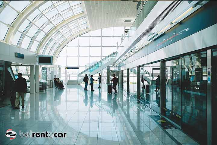 Rent a car at the Belgrade airport